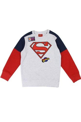Boys superman 2-4t sweatshirt