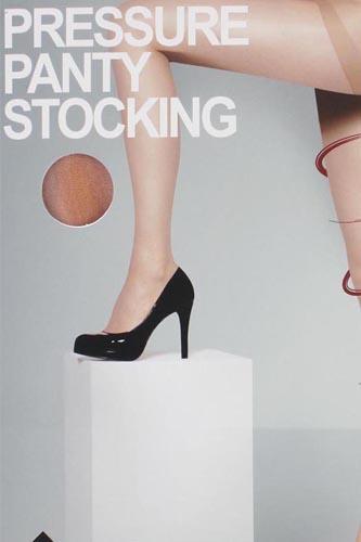 Ladies fashion pressure panty stockings
