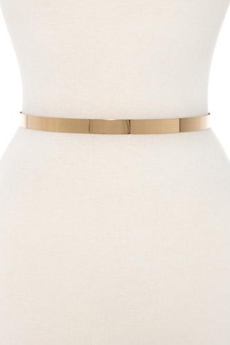 Ladies fashion metal belt