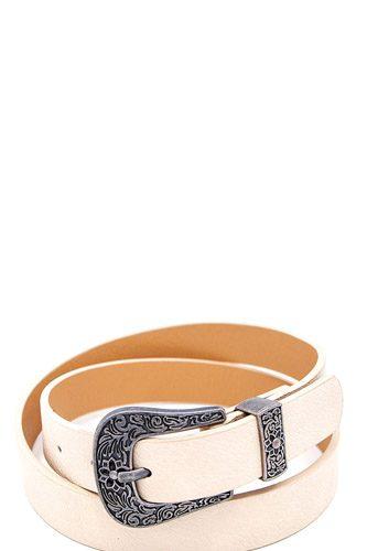 Fashion western chic belt