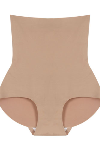 Ladies butt booster shaping brief