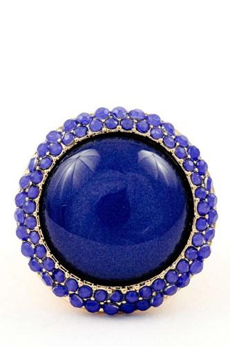 Acrylic round ring