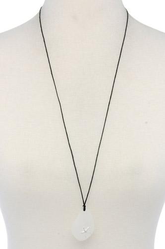 Star Fish Charm Pendant Necklace