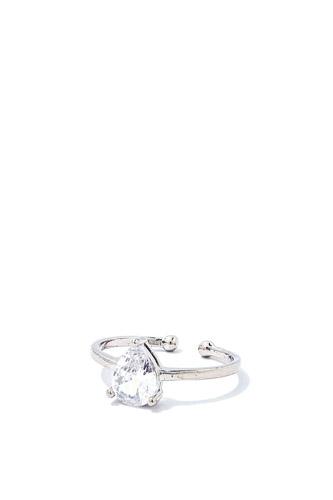 Fashion Rhinestone Zirconia Ring
