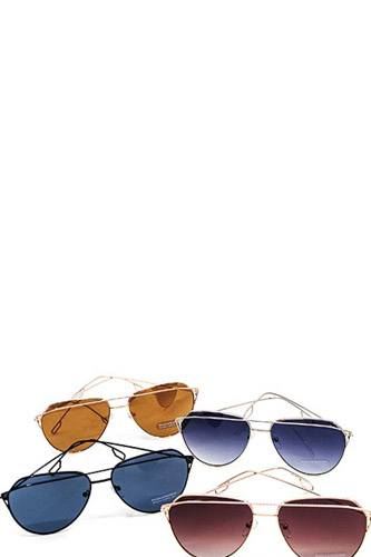 Fashion Aviator Chic Wayfarer