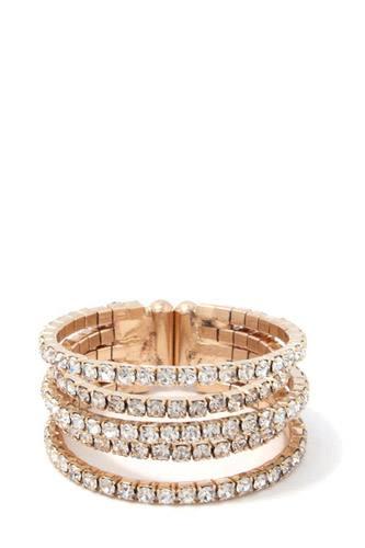 Rhinestone Ring