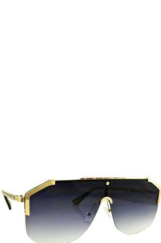 Designer Shatter Resistant Poly Carbonate Sunglasses