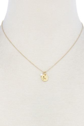 Chic Modern Stylish Pendant Necklace