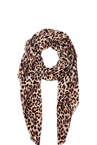 Hot Trendy Leopard Print Scarf
