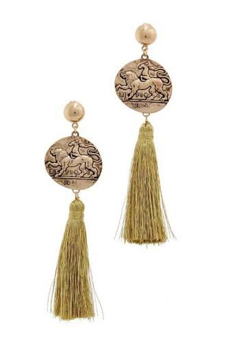 Fashion Tassel Drop Chic Earring