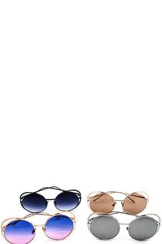 Chic Modern Sexy Sunglasses