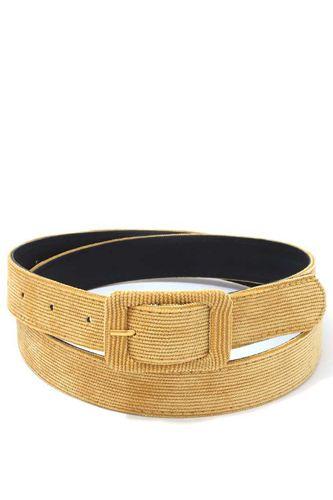 Corduroy Belt
