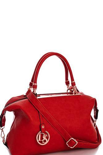 Designer Fashion Loose Fit Satchel With Long Strap