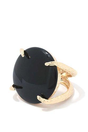 Over Sized Round Metal Cuff Bracelet