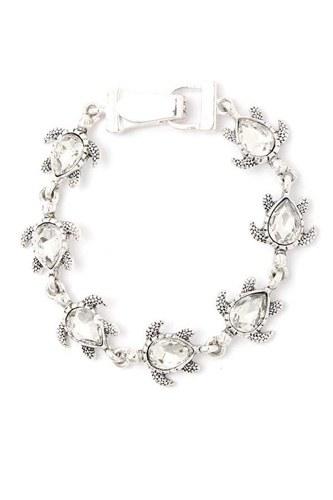Sea Turtle Metal Bracelet