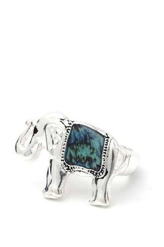 Elephant Stretch Ring