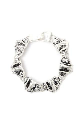 Elephant Metal Bracelet