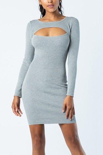 Peek A Boo Dress