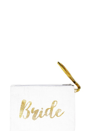 Fashion Bride Ecco Clutch Bag