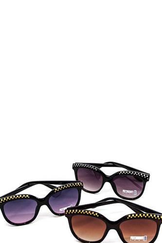Modern Fashion Sleek Sunglasses