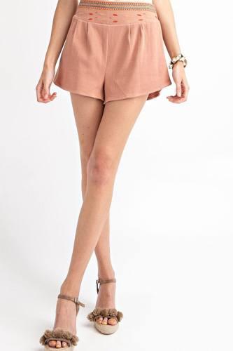 High Rise Waist Shorts
