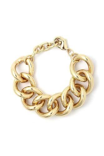 Chunky Metal Bracelet