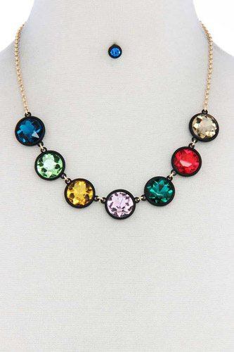 Round Shape Necklace