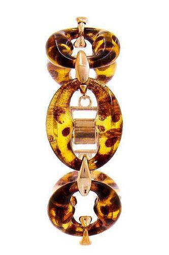 Chic Modern Stylish Acetate Bracelet