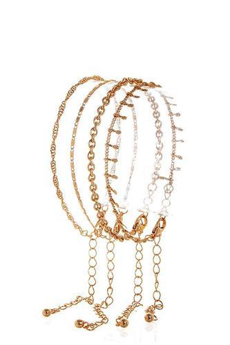 4 Layer Chic Modern Chain Bracelets