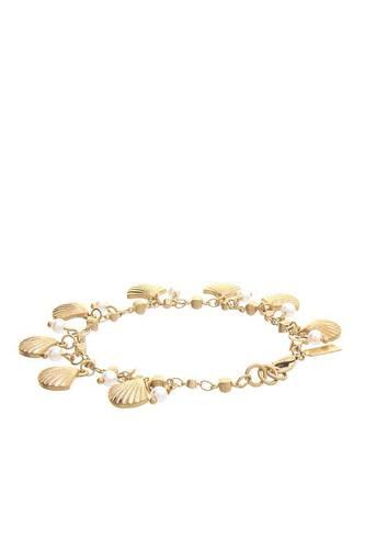 Fashion Sea Shell Dangle Bracelet