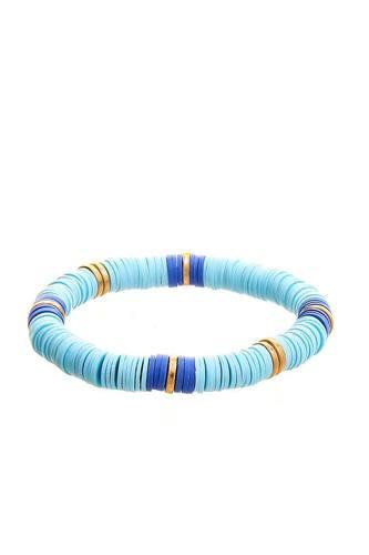 Fashion Multi Button Bead Bracelet