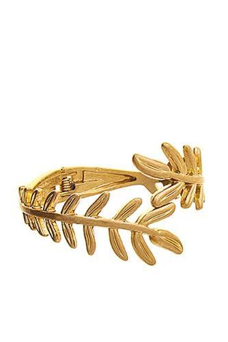 Designer Laurel Leaf Bracelet
