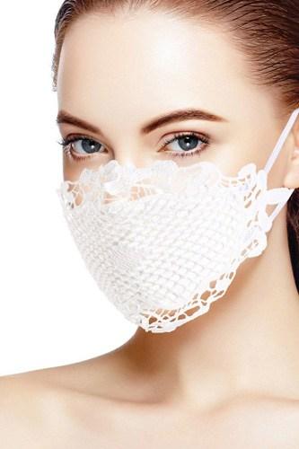 3d Lace Face Mask