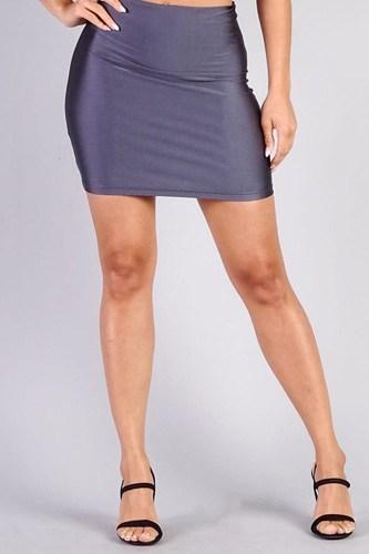 Sexy Mini Pencil Skirt