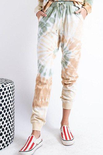 Terry Knit Sweat Pants