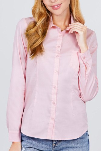 Button Down Woven Shirts