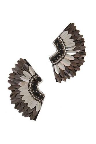 Sequin Post Earring