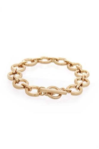 Trendy Metal Chain Bracelet