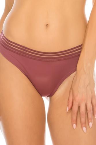 Mesh Lace Thong
