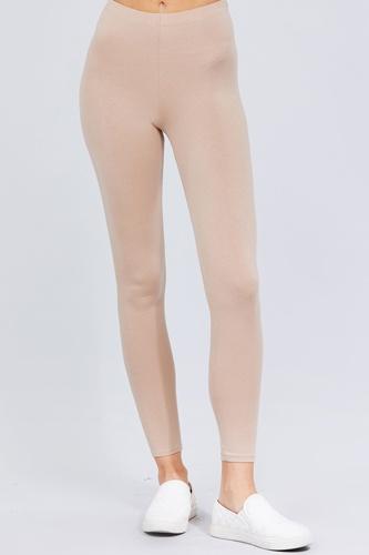 Cotton Spandex Jersey Long