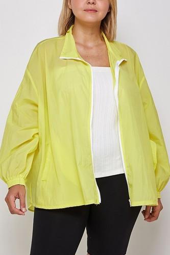 Light-weight Casual Nylon Jacket