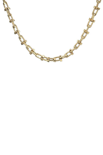 Stylish Chain Link Necklace