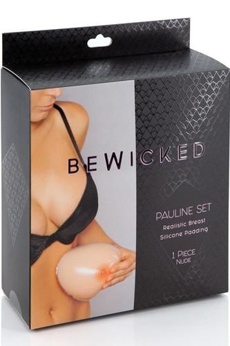 Realistic Breast Silicone Padding