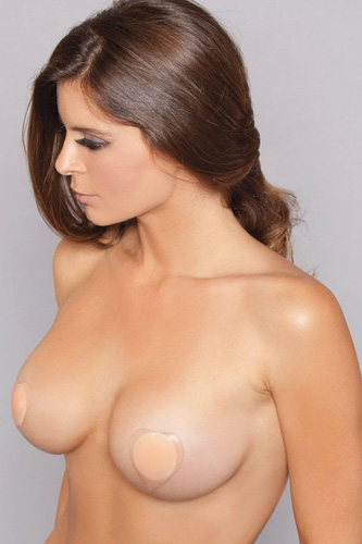Silicone Heart Shaped Nipple Covers