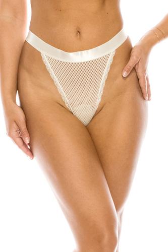 Mesh Bikini Underwear