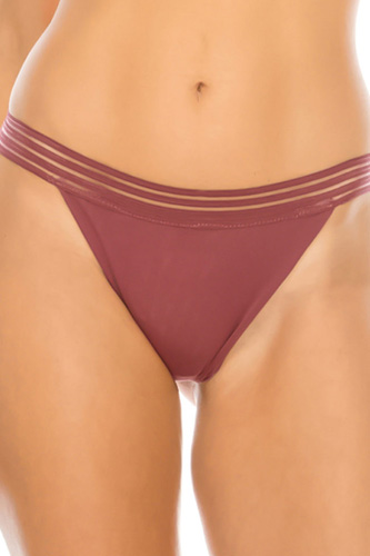 Mesh Lace G-string