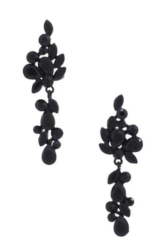 Rhinestone Elegant Earring