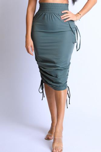 Windbreaker Skirt