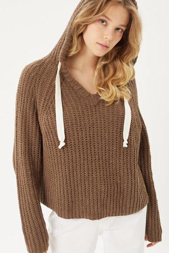 Pullover Hoodie Sweater Top