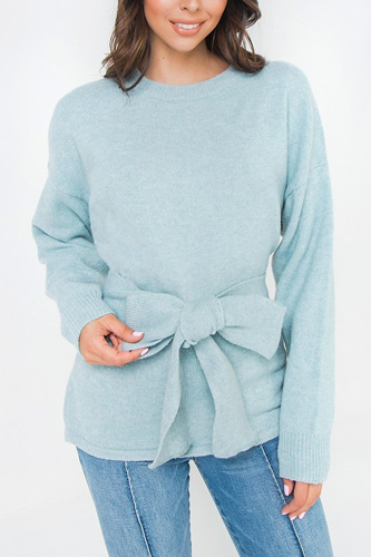 A Soft Touch Sweater